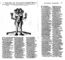 Prides Fall (1684-6)