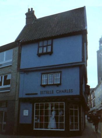 The former bluebell inn (1985)