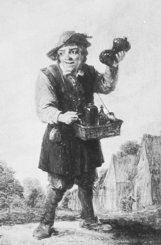 Image result for medieval peddler