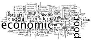 God, Duty and Community via Wordle