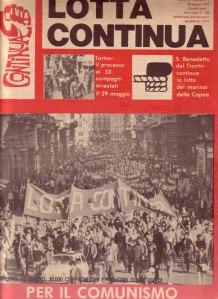 Lotta Continua 1971