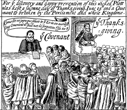 The Malignants (1643) panel with Covenant