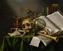 Dead people - Collier_-_Vanitas_-_Still_Life