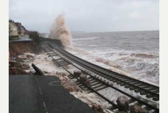 dawlish railway