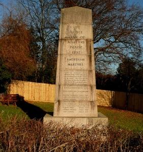 amersham obelisk