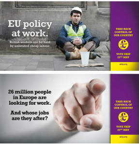 UKIP posters
