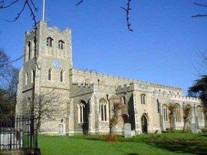 Bufton - Coggeshall parish church