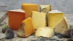 Lovely cheese...