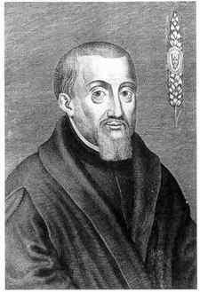 Jesuit Superior, Henry Garnet
