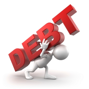 Robert Woodford - crushed by debts