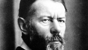 Max Weber - not the last word on Calvinism and prosperity!
