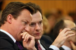 Cameron & Osbourne - modern day economic puritans?