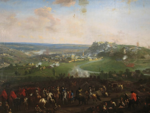 The victory at Namur, 1695: worth the trouble?