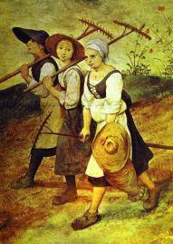 bruegel hay makers