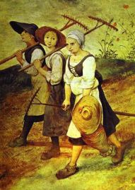 bruegel hay makers