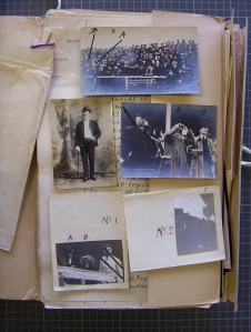 'A collection of voiceless photographs from the Carvelli/Harvey trafficking case, London, The National Archives, MEPO 3/197