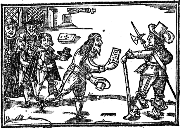 The Humble Petition of Jock of Bread (1648)