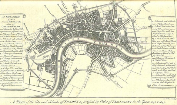 vertue's_1738_plan_of_the_london_lines_of_communication
